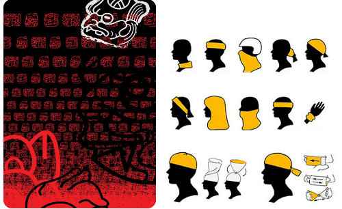 4Fun Мульти-шарфы | банданы