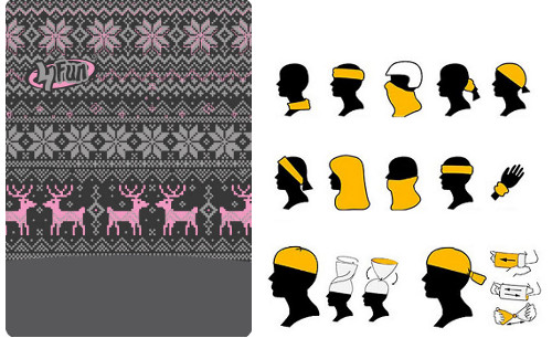 4Fun Multifunctional scarf | Neck warmer