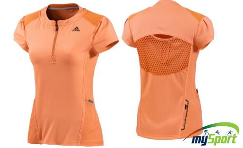Adidas Adistar Half Zip tee W, D85660