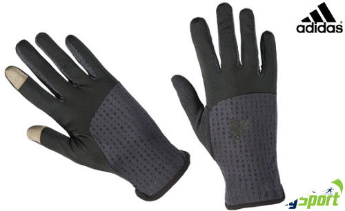 adidas climalite run gloves