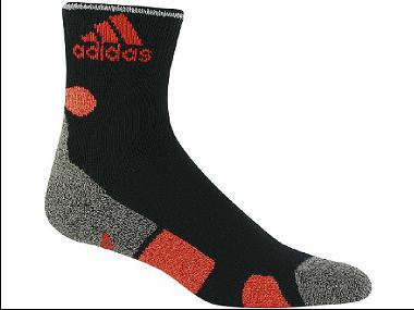 Adidas Running CU1 Halfcrew socks, O05613