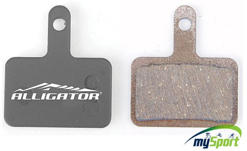 Alligator Disc Brake Pads Shimano Deore HK-BP008