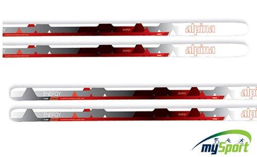 Alpina Energy XC Skis