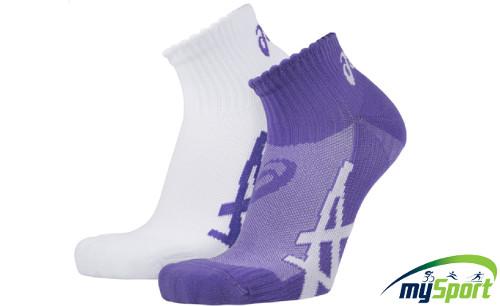Asics Ladies Socks 2pairs, 421735 0274