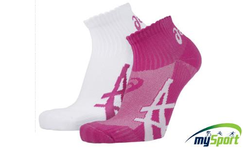 Asics Ladies Socks 2pairs, 421735 0211