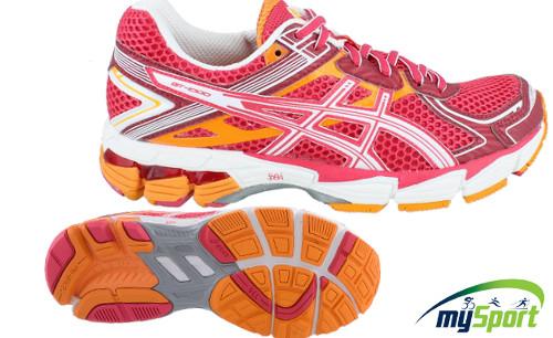 Asics Gel GT-1000 2 Women | Skriešanas apavi, T3R5N 2130