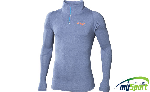 Asics 1/2 zip Running Jersey Men, 114532 8066