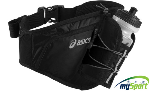 Asics Waistpack with bottle storage, 114697 0904