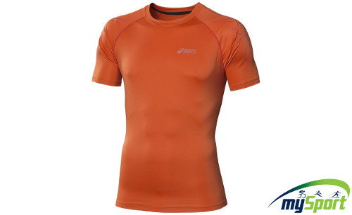 Asics Stripe SS Top Men, 121330 0506