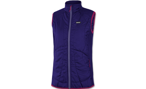 AST Skiing Vest Purple Woman, N18F NBD