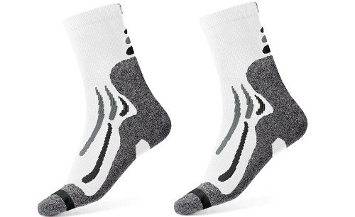 AST Running Socks, Z67R GY6