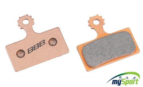 BBB Disc Brake Pads Shimano XTR M985, XT, SLX