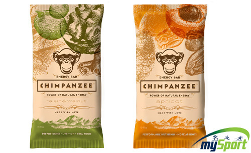 Chimpanzee Energy bar 55g