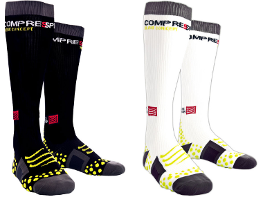 Compressport FS (Full Socks) | Kompresijas zeķes