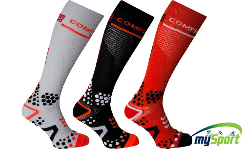 Compressport FS (Full Socks) V2 | Compression Socks