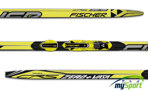 Fischer CRS Classic Zero | Classic Cross Country Skis