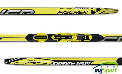 Fischer CRS Classic Zero | Distanču slēpes klasiskajam solim