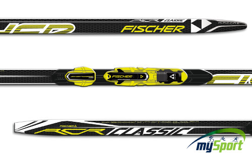 Fischer RCR Classic | Classic Cross Country Skis