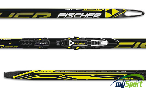Fischer RCS Carbonlite Skate Cold | Skating skis
