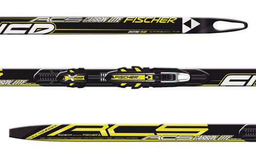 Fischer RCS Carbonlite Skating Hole Ski. S-Track