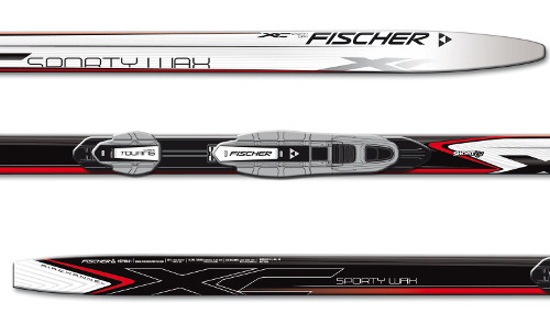 Fischer Sporty Wax NIS | Touring skis
