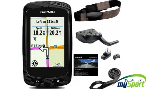 Garmin Edge 810 Performance and Navigation Bundle, 010-01063-06