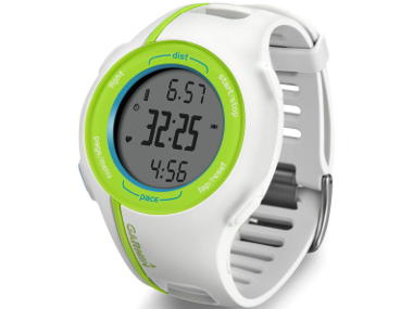 Garmin Forerunner 210 HR | White | MySport.lv