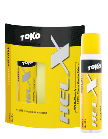 Toko HelX Yellow | Glide Wax