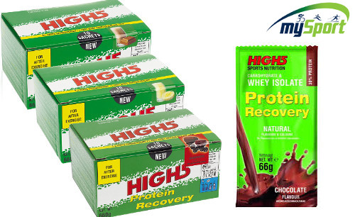 High 5 Protein Recovery 66g