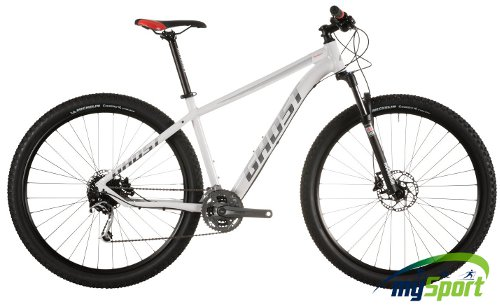 Ghost Tacana 4 White, Kalnu velosipēds