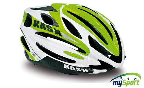 Kask K.50 Evo Lime/White | Bike Helmet