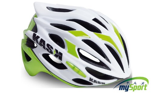 Kask Mojito Orange/White | Bike Helmet