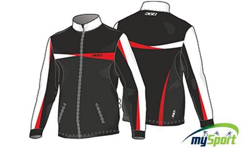 KV+ Cross Jacket Black