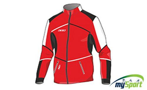 KV+ Davos Jacket Red/Black