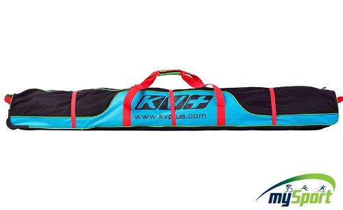 KV+ Big ski trolley bag - 8 pairs of ski, 208 cm, 5D25