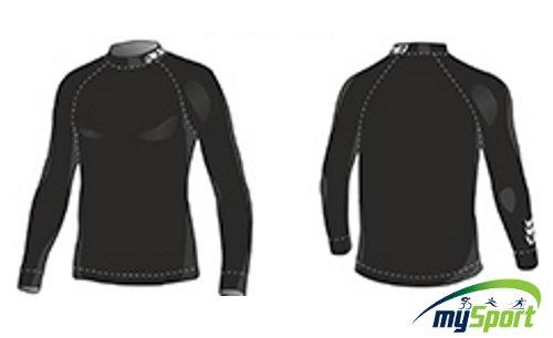 KV+ Seamless Unisex Underwear Shirt