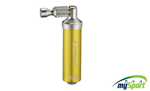 Lezyne Alloy Drive CO2 Gold