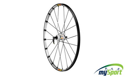 Mavic Crossmax SLR 29er Front Wheel 9mm 6 bolt
