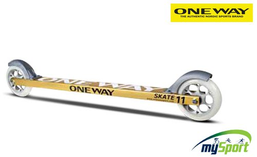 One Way Roller Skis Skate 11