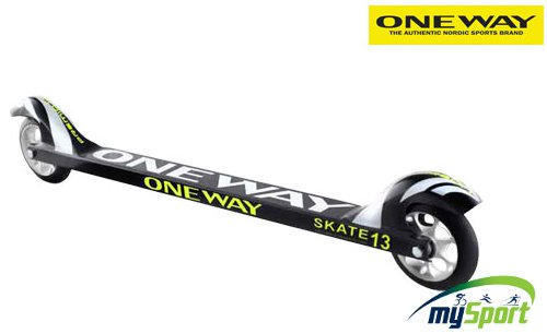 One Way Roller Skis Skate 13 Premio Carbon