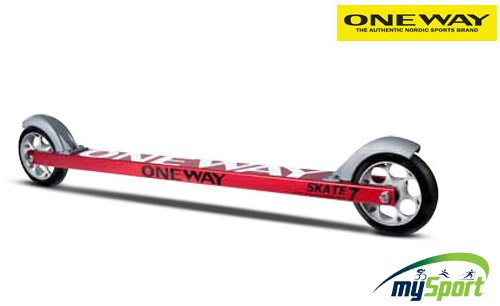 One Way Roller Skis Skate 7