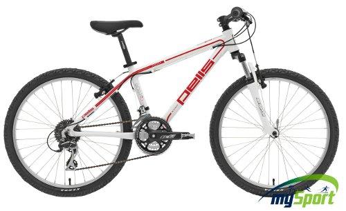 PELLS Razzer 24 White | Bērnu velosipēds