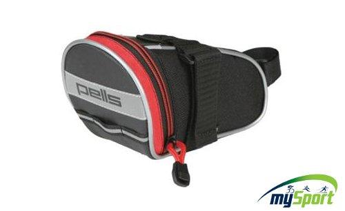 Pells Bike Seat Bag Red
