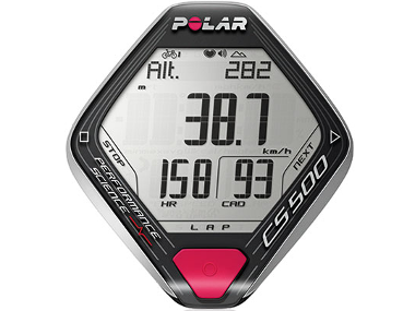 Polar CS500 | Heart Rate Monitor