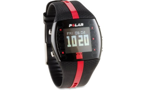 Polar FT7 | Black/Red | Heart Rate Monitor
