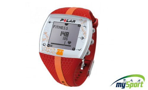 Polar FT7 | Red/ORange | Pulsometrs