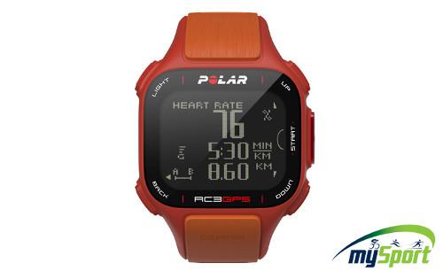Polar RC3 GPS | Pulsometrs | MySport.lv