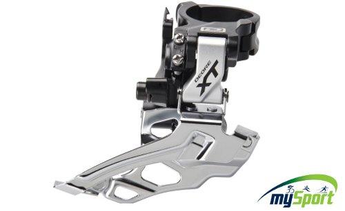 Shimano FD-M786 XT Down Swing 2x10 Speed Front Derailleur Silver