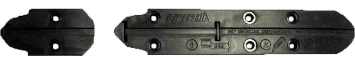 Rottefella mounting plate for touring manual, 40200016