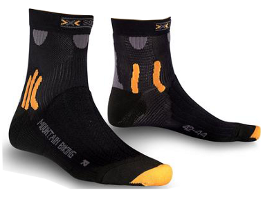 X-Socks Mountine Biking Socks, X20007-X01
